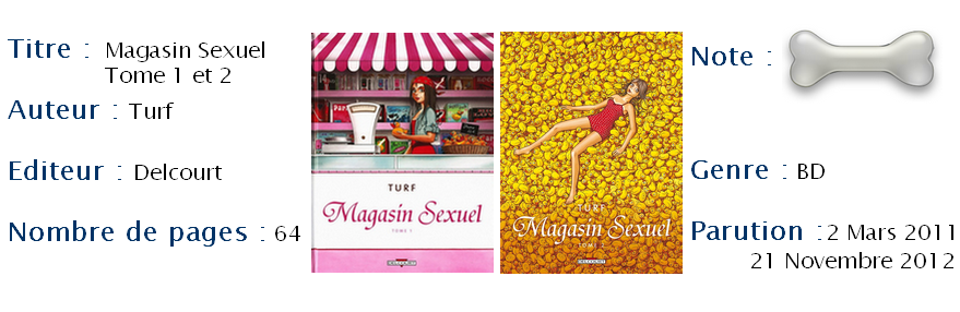 Magasin Sexuel T1&2