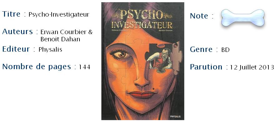 Psycho-Investigateur