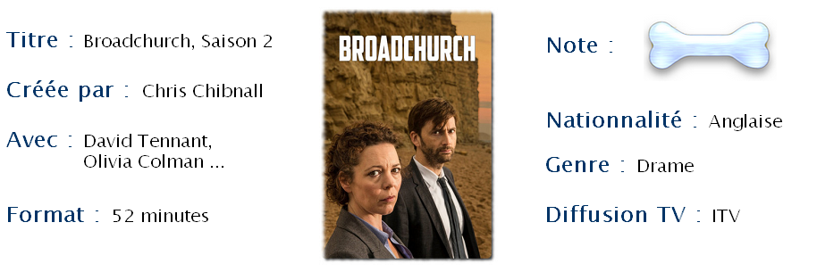 Broadchurch, Saison 2