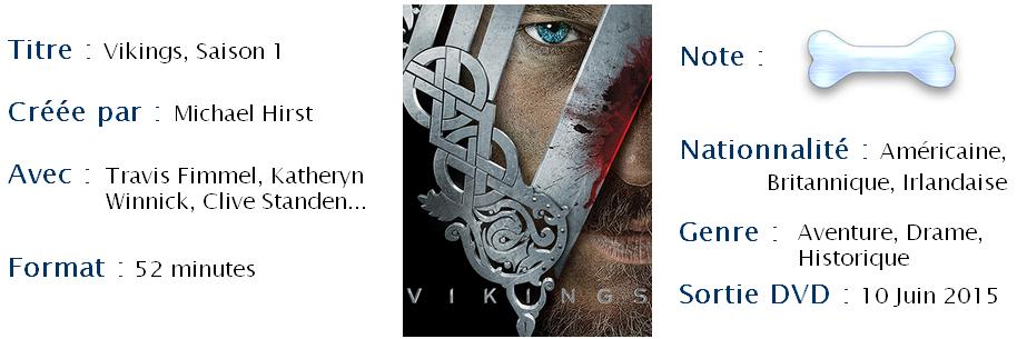 Vikings, Saison 1