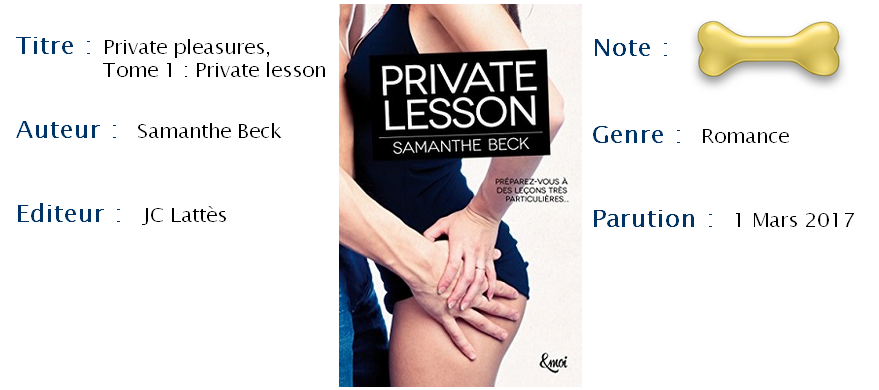 Private pleasures T1