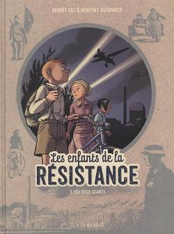 Les enfants de la résistance T3
